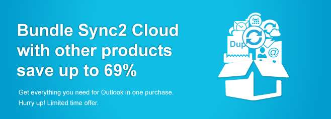 Get everything you need for Outlook in one purchase and save a bunch of money.